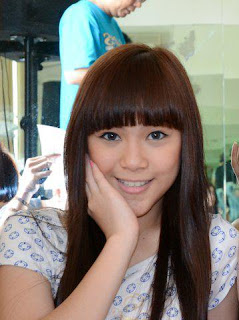 Christy Saura Noela Unu Cherry Belle