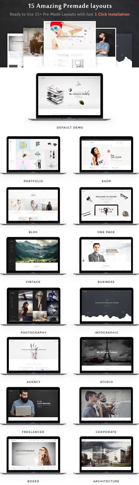 Best Multi-Purpose WordPress Theme