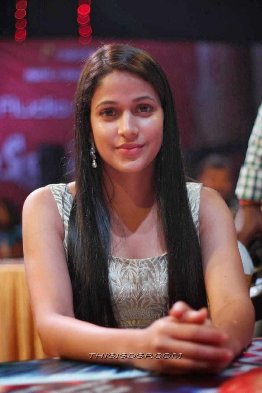 Actress Lavanya at Bramman Audio launch
