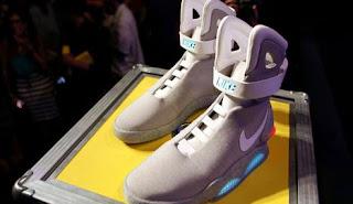 Zapatillas Nike que lucía Michael J. Fox en