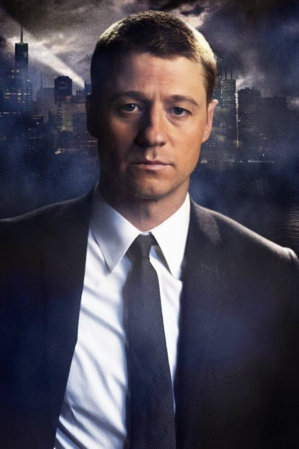 Jim Gordon será el protagonista de Gotham