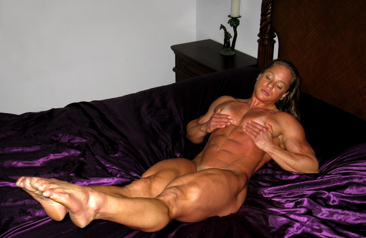 Nude photos bodybuilder pussy phrase And