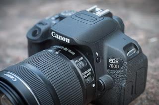 Harga Kamera Canon 700D Lengkap dengan Spesifikasi