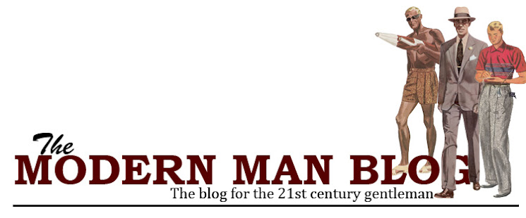 The Modern Man Blog