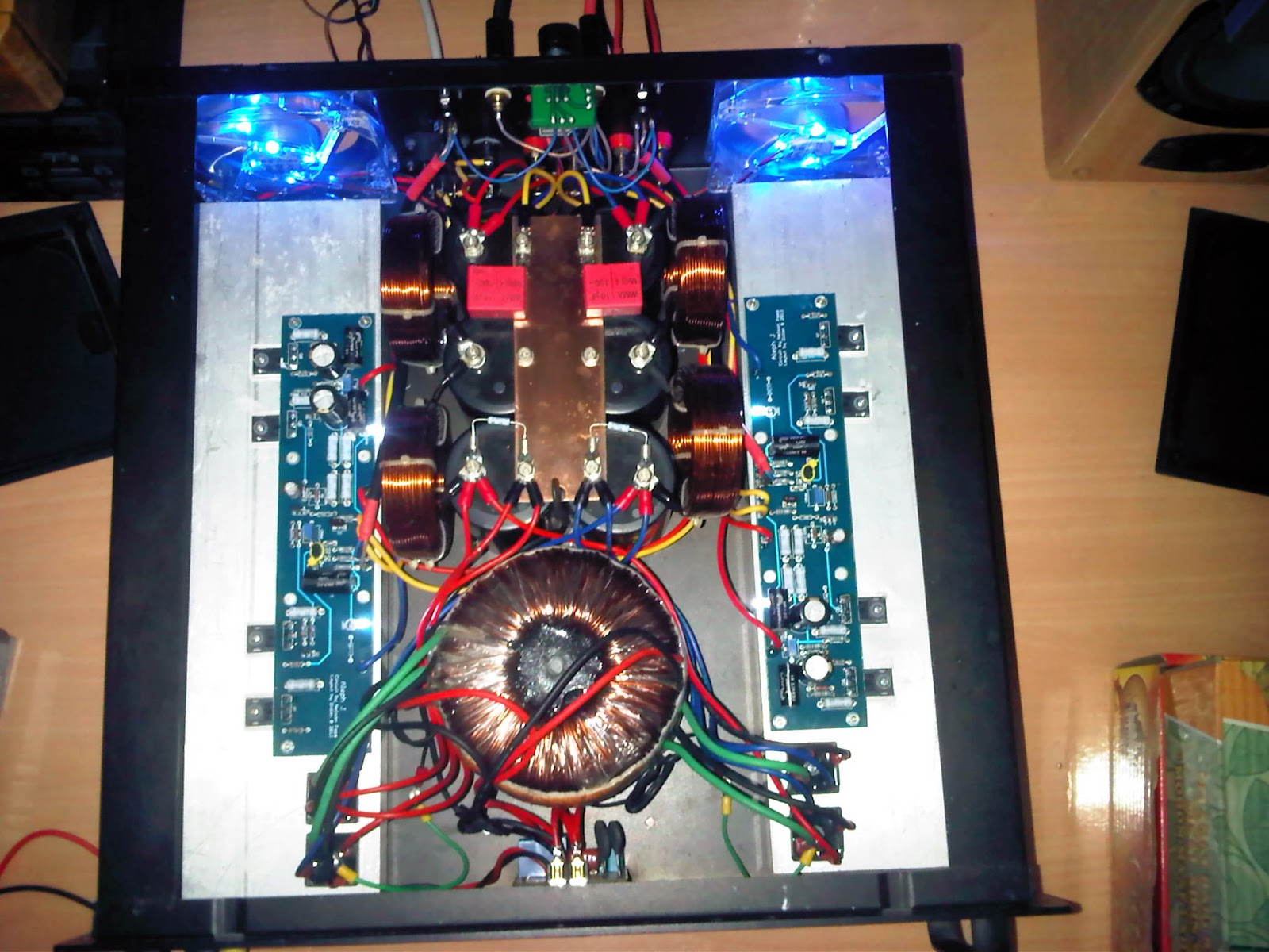 First Watt Aleph J Power Amplifier