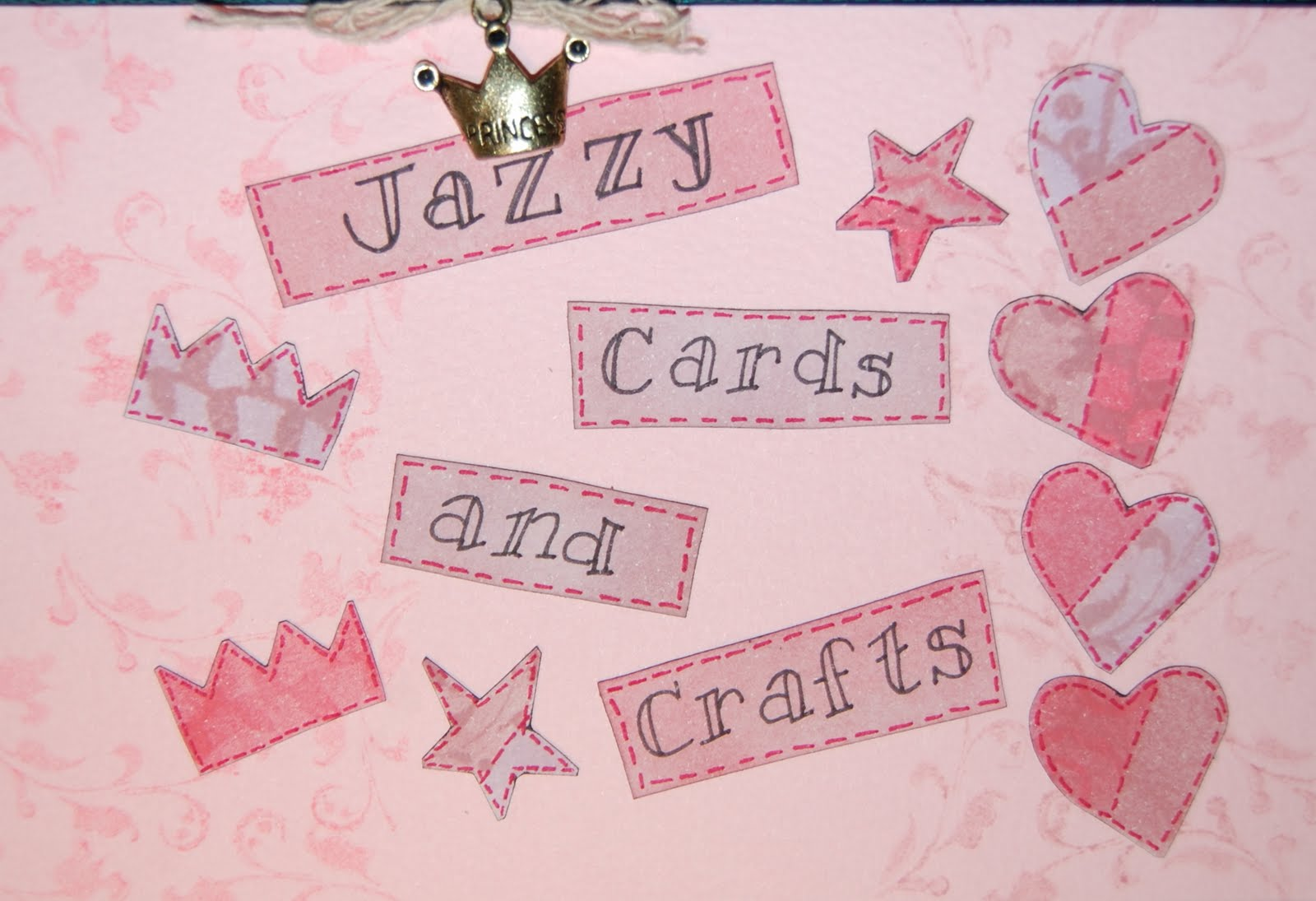 Jazzy Cards and Crafts