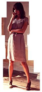 Boden Silk Dress 2012