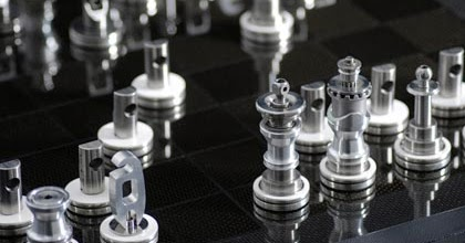 Old Fashioned Chess Pruss