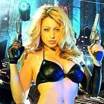 Actiongirls with guns