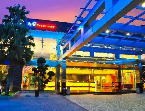 FM7 Resort Hotel Jakarta Merupakan Salah Satu Sekitar Bandara Soekarno Hatta Yang Terletak Di Jalan Raya Perancis No 67 Cengkareng