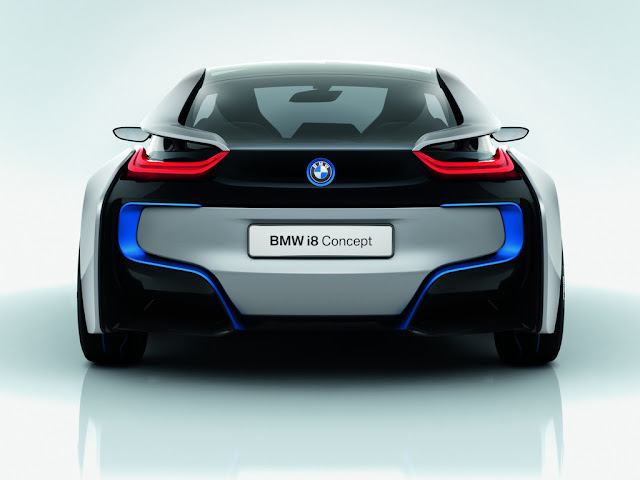 Back picture of BMW I4