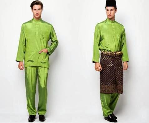 Baju Melayu Moden Buat Hari Raya 2014 | ::Blog Abah Careno::