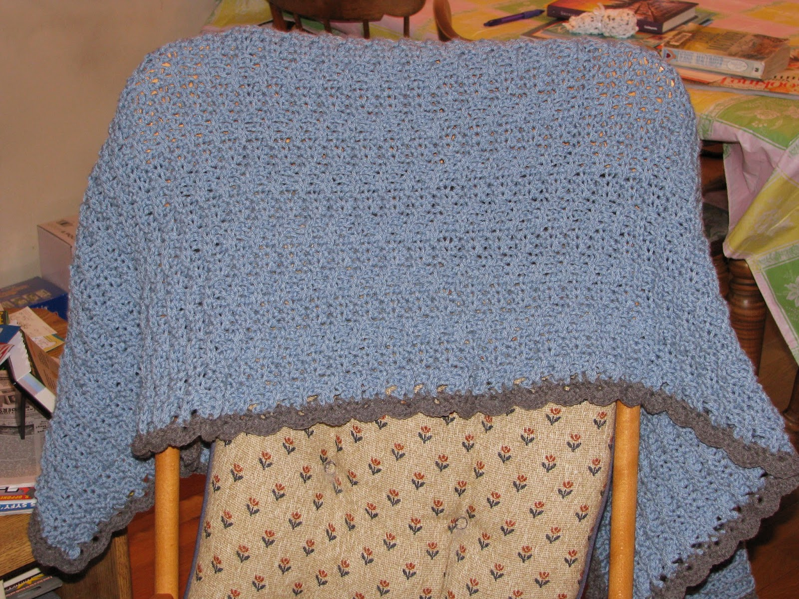 Craft attic resources prayer shawl patterns prayer shawl patterns bankloansurffo Image collections