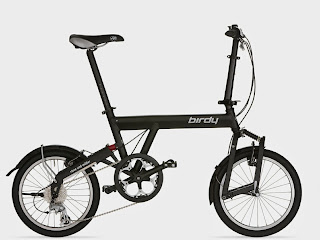 Birdy World Sport folding bike