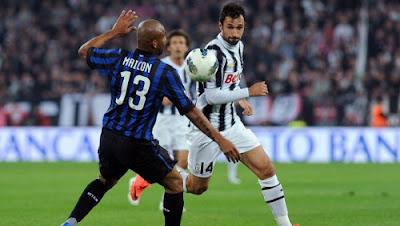 Juventus Inter 2-0 highlights sky