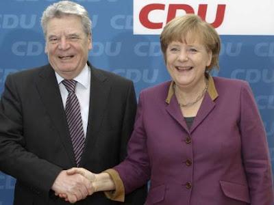 Skyline Nachrichten_Merkel_Gauck