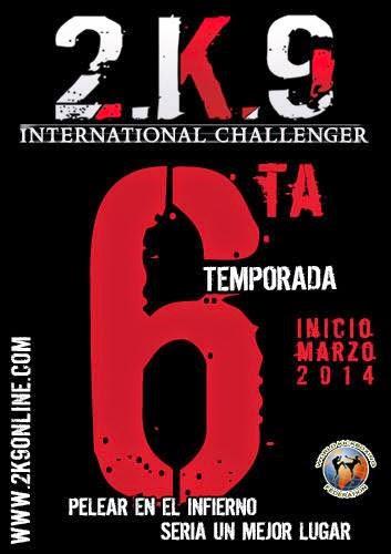 2K9 Kick Boxing Challenger