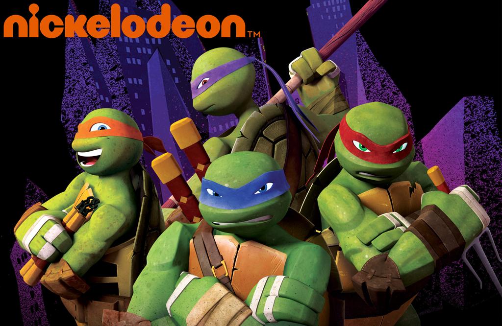 "... capitulo del nuevo NickToon de Nick Latinoamerica ""Las Tortugas Ninja"