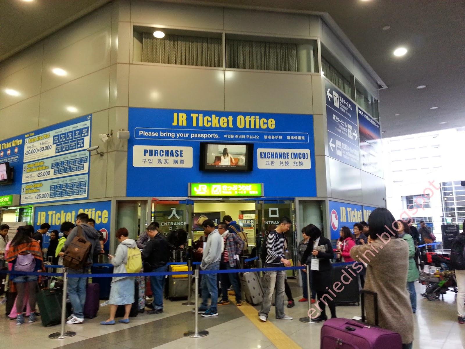 JR Tiket