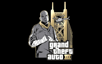 #8 Grand Theft Auto Wallpaper