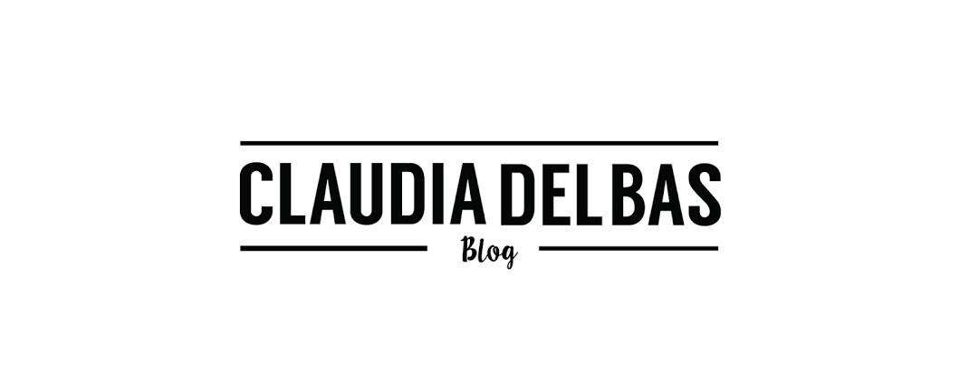 Claudia del Bas Blog