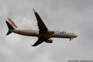 Boeing 737 Next Gen / EC-JBJ