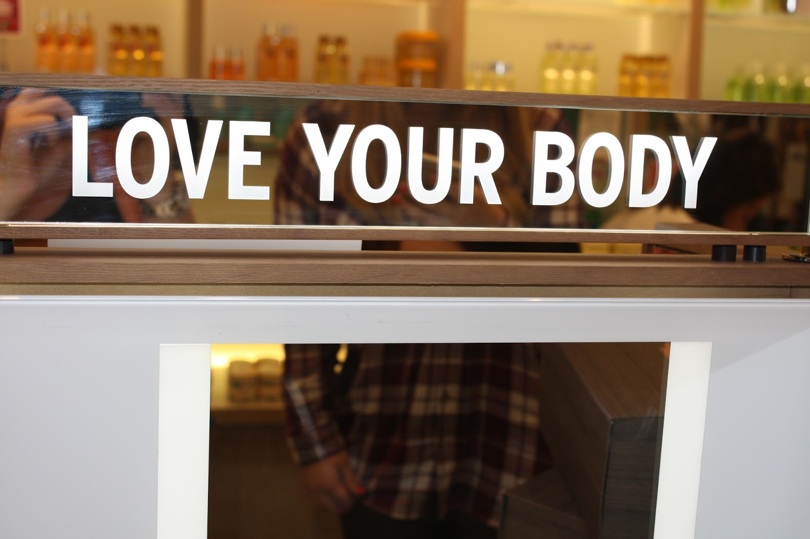 The Body Shop Southampton Spa Of The World Event