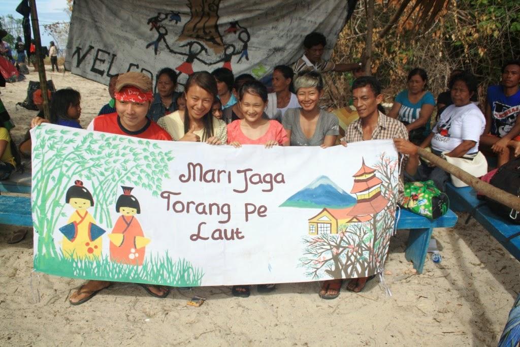 Coral Day 2014: Mari Jaga Torang pe Laut