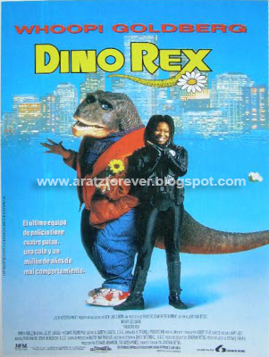 Dino Rex, Whoopie Goldberg