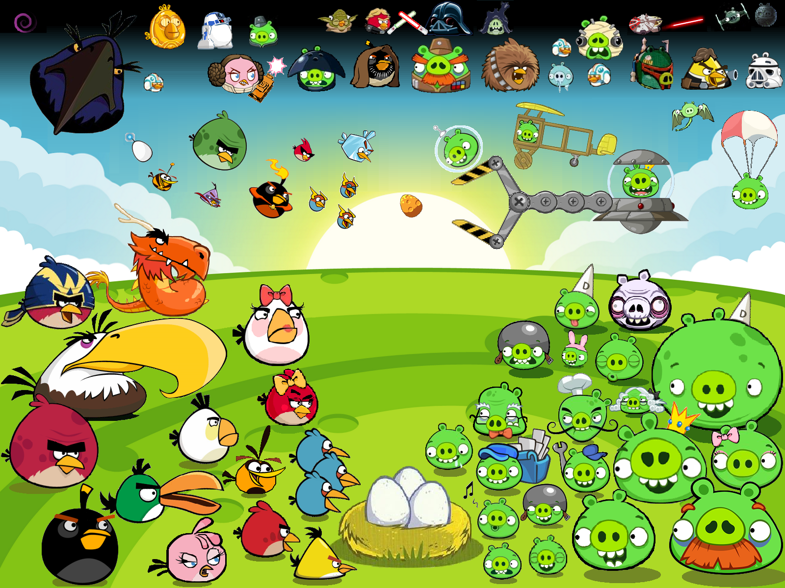 How Candy Crush Angry Birds get your money