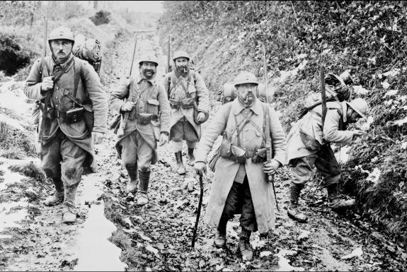 Dans la continuité des évocations sur la première guerre mondiale