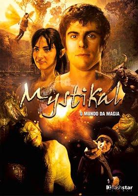 Filme Poster Mystikal – O Mundo da Magia DVDRip XviD Dual Audio & RMVB Dublado