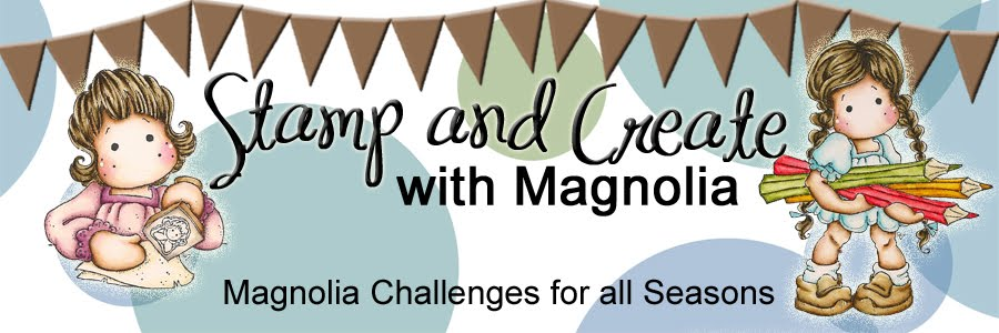 Stamp and Create w/ Magnolia