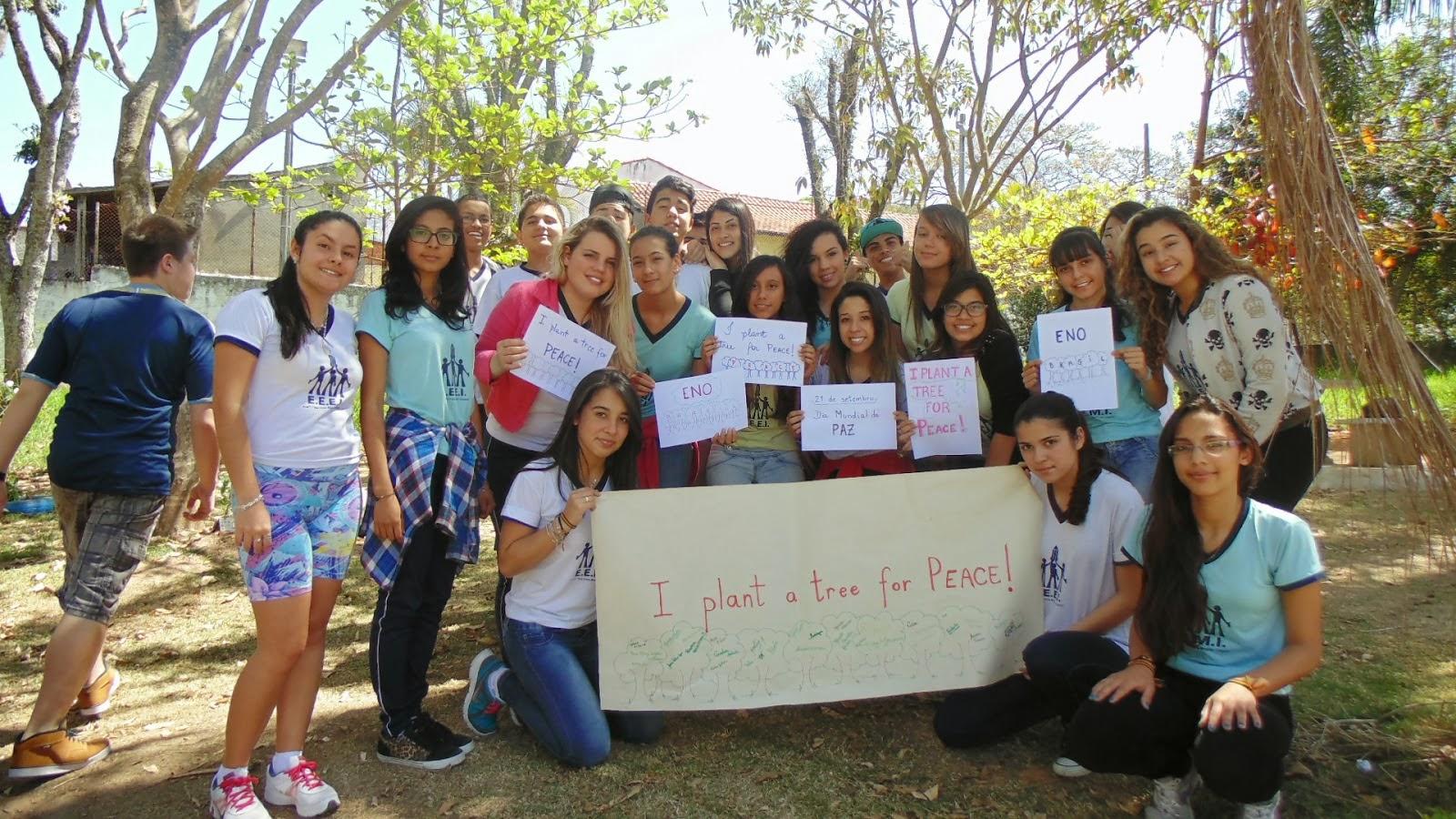 Educação para a paz e sustentabilidade