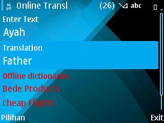 Download Kamus Online English-Indonesia Untuk Handphone