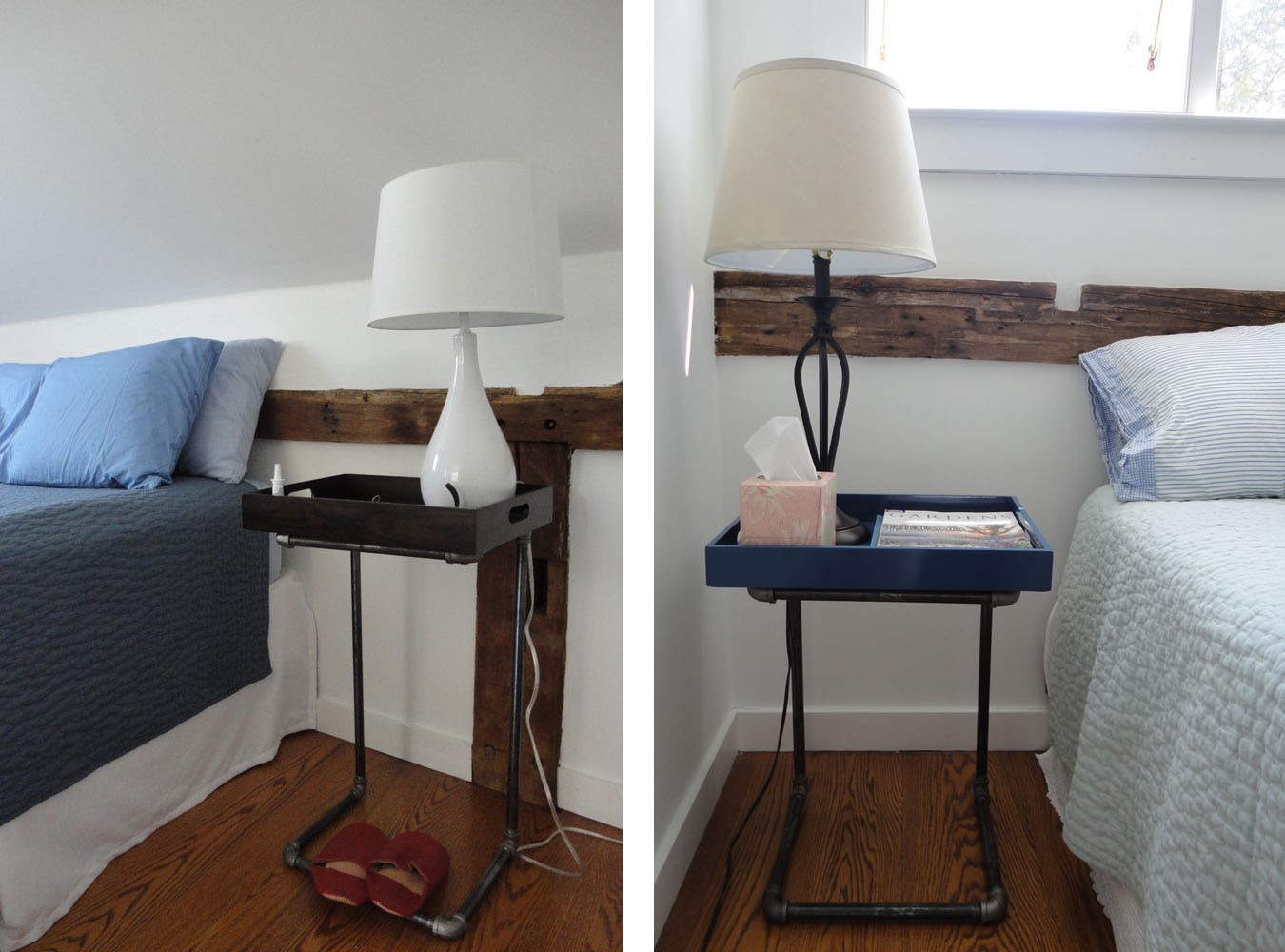 Serving Tray Side-Table