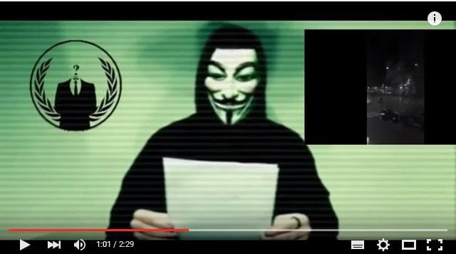 Video deklarasi perang dengan ISIS