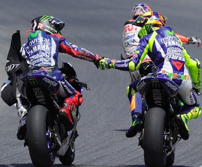 Lorenzo: Hubungan Kami Baik, Tapi Saya Tak Pernah Bersahabat dengan Rossi