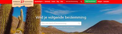 In het Nederlands : De Wereld in 27 dagen