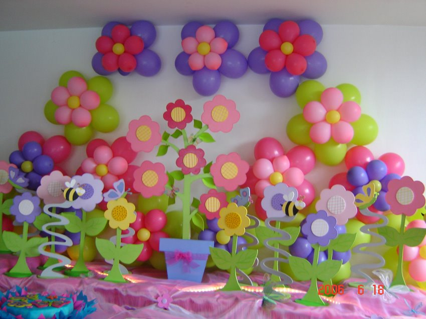 Mi dulce sorpresa: Fiestas temáticas para niñas