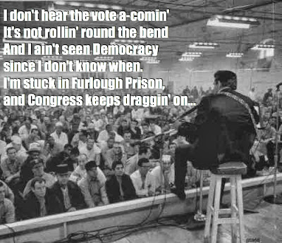 Furlough Prison Blues