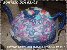 SORTEIO CROCHES DA DRY & TAPERA COM CLASSE