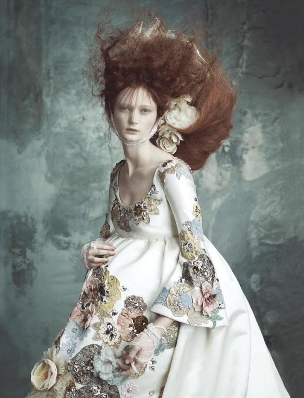 Duchess Dior Opulenze A La Marie Antoinette Models In