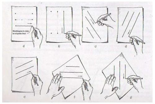 DIBUJO TCNICO  Contenidos del Dibujo Tecnico