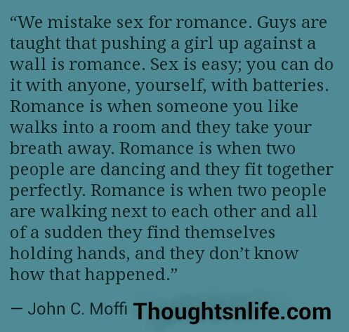 Quotes from sex and the c