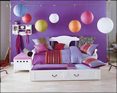 Bedroom Designs For Teenagers Girls
