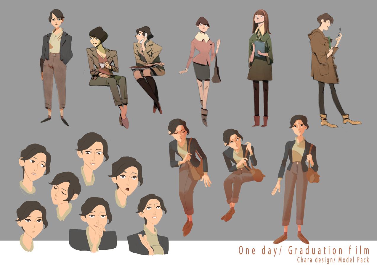Character Design For Website : Oneday character design pinterest