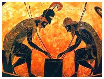 Ο τζόγος στην Αρχαία Ελλάδα.