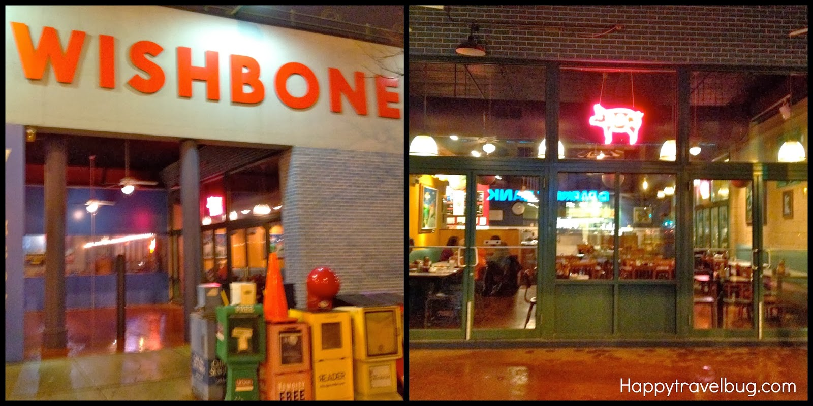 Wishbone restaurant in Chicago