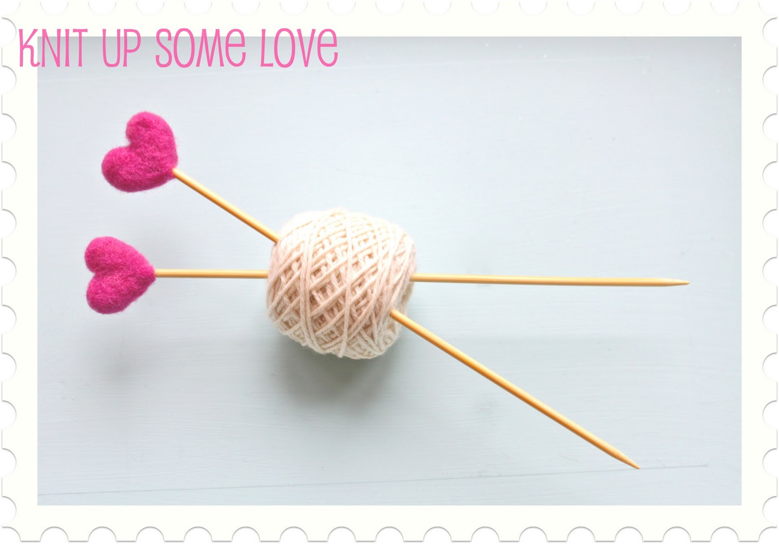 Love Knitting Uk : Helana and ali knit up some love